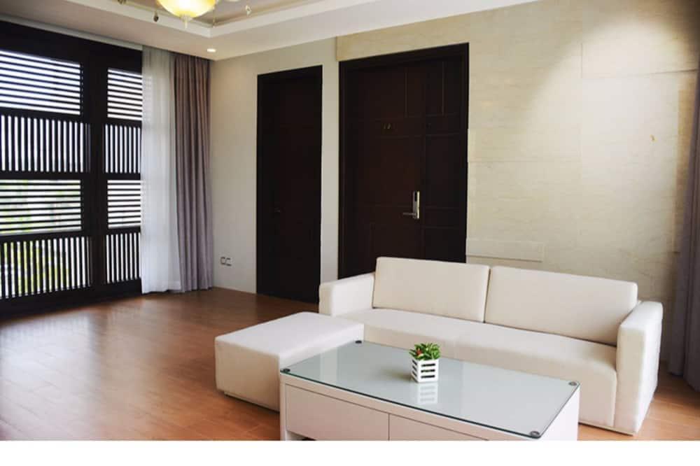 套房, 高球場景觀 (Twin) - 客廳