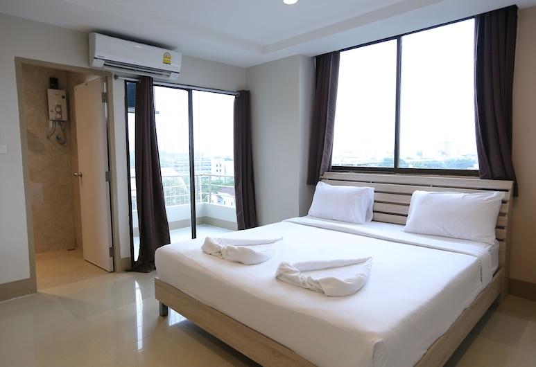 CK2 ホテル, バンコク, デラックス ダブルルーム, 部屋