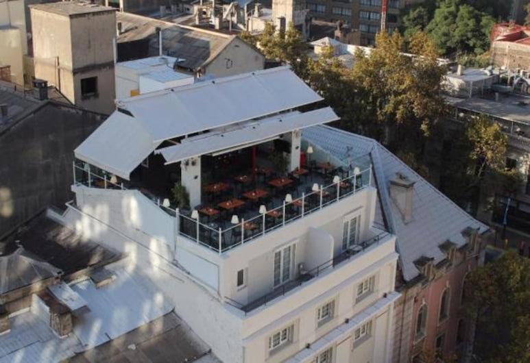 Hotel Sommelier Boutique, Santiago, Hotel Bar