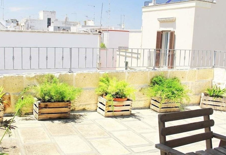 Bed and Breakfast Karen House, Polignano a Mare, Suite - terrasse, Terrasse/patio