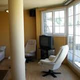 高級公寓, 3 間臥室, 山景, 臨近滑雪場 (Plaza de Andalucía) - 客廳