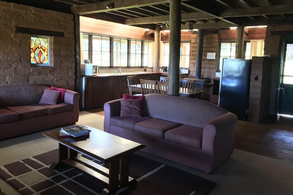 Casa de campo, 3 habitaciones (Homestead ) - Sala de estar