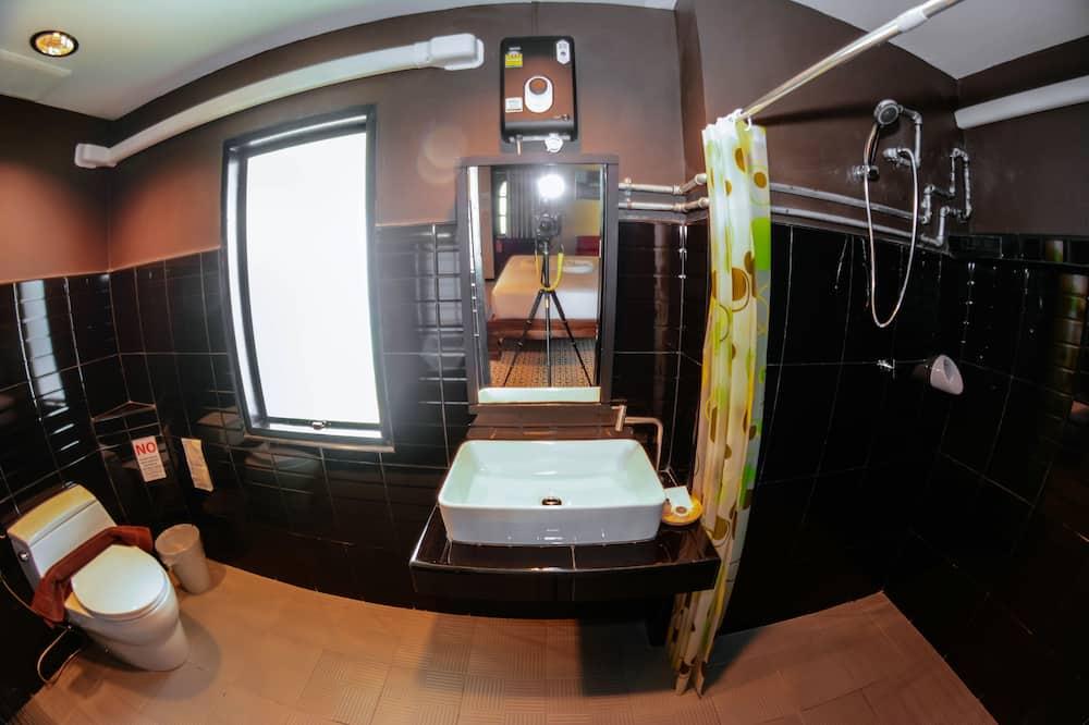 Superior Single Room, 1 Bedroom, Private Bathroom - Bathroom