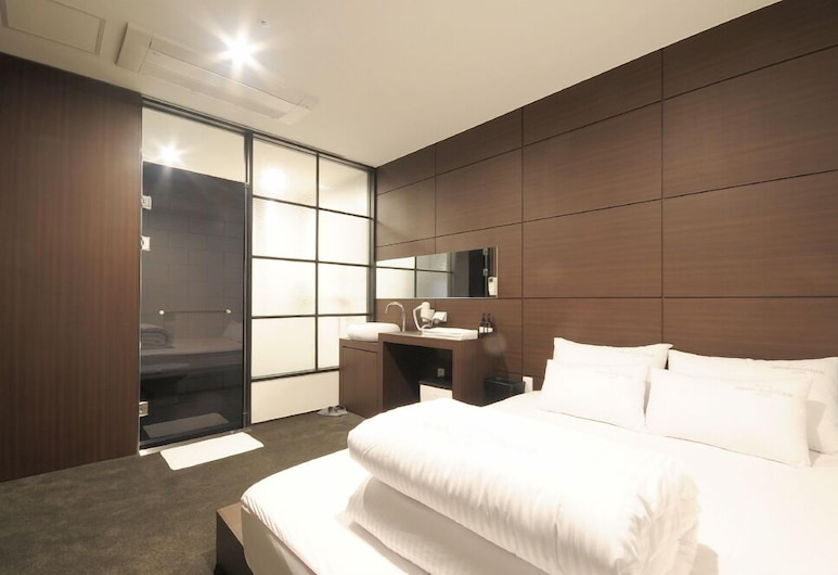 Nenne Boutique Hotel, Busan, Double Room (A), Guest Room