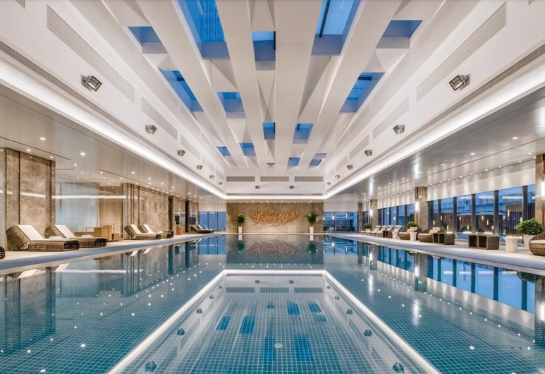 Golden Eagle Summit Hotel Kunshan, Sudžou
