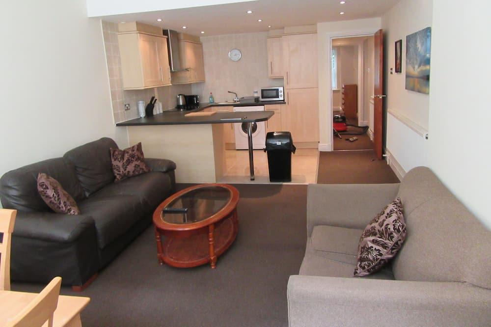 Appartamento (No 2) - Area soggiorno