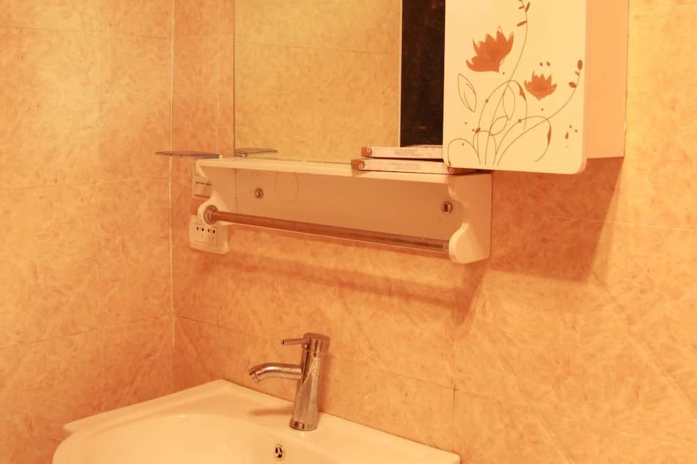 Standard King Room - Bathroom