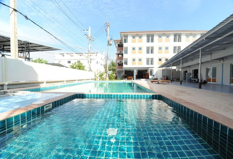 Nanya Hotel Chiang Mai, Chiang Mai, Pool