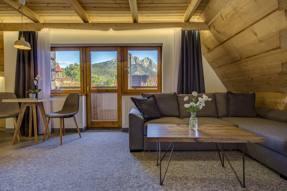 Apartment, Kitchenette - Living Area