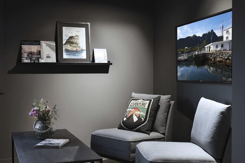 Suite de diseño (Deluxe) - Servicio de comidas en la habitación