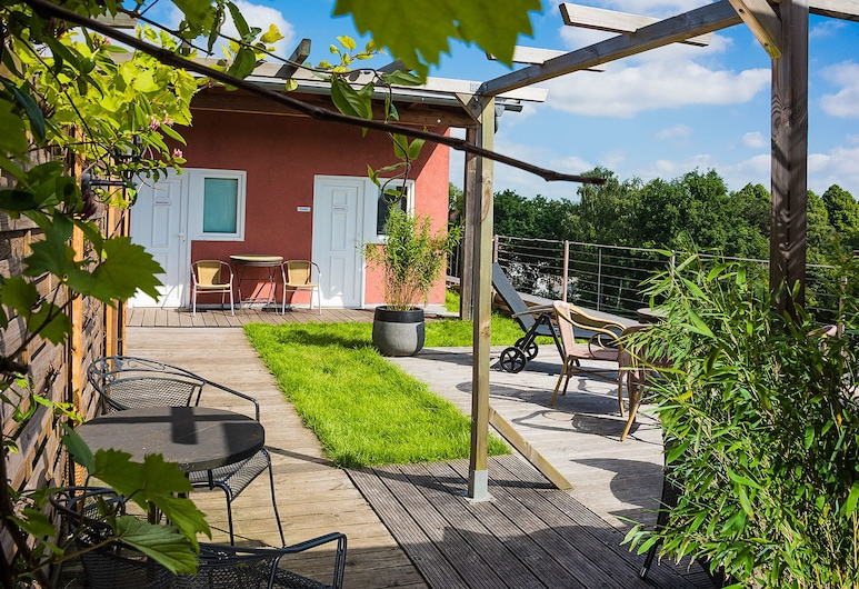 Hotel SleepInn Volkspark - Adult Only, Hamburg, Terrace/Patio