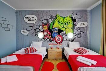 Дизайнерский отель AYS