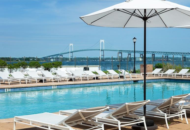 Gurney's Newport Resort & Marina, Newport, Outdoor Pool