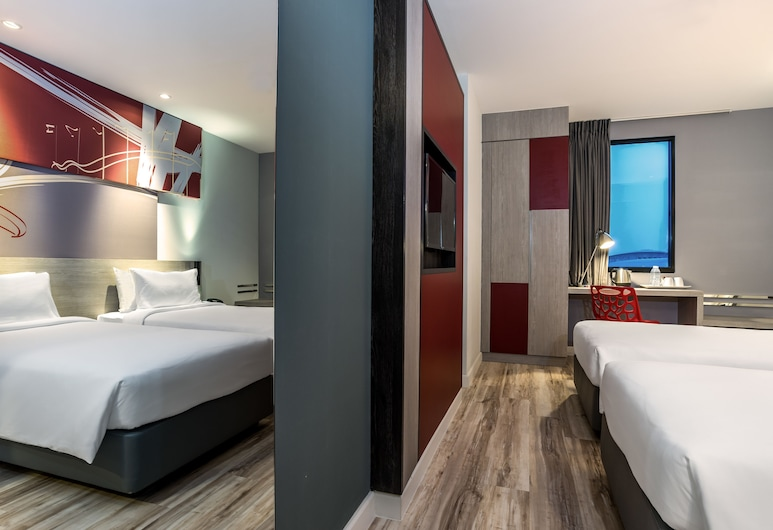 ibis Bangkok IMPACT, Pak Kret, Standard Room, 2 Single Beds, Guest Room