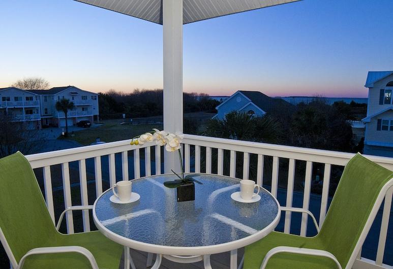 DeSoto Beach Vacations Properties, Isla Tybee, Casa de ciudad, Habitación