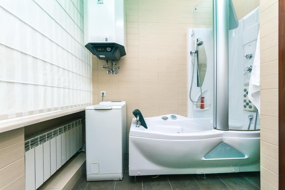 Standard-Apartment, 2Schlafzimmer, 2 Bäder - Badezimmer
