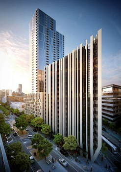 Fotografia hotela (Turnkey Accommodation - Docklands) v meste Docklands