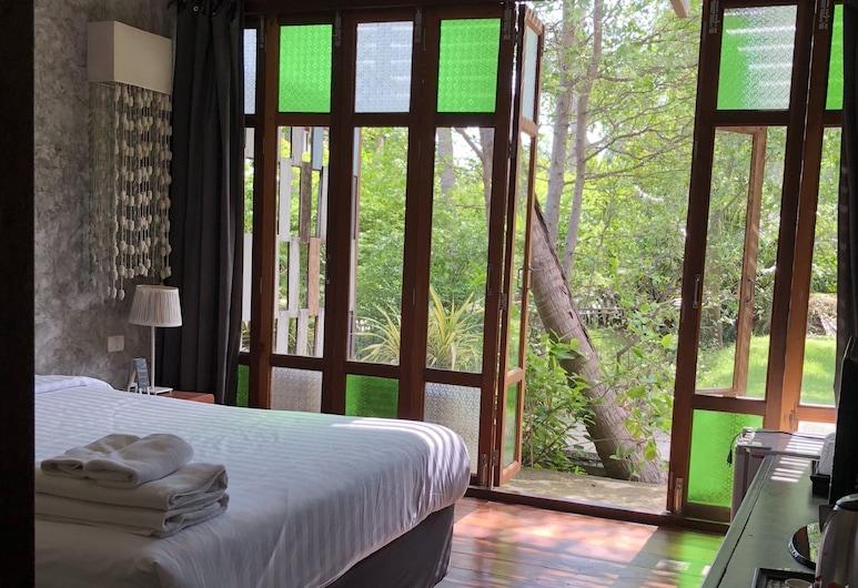 ChababaanCham Resort, Amphawa, Standard Room, Δωμάτιο επισκεπτών