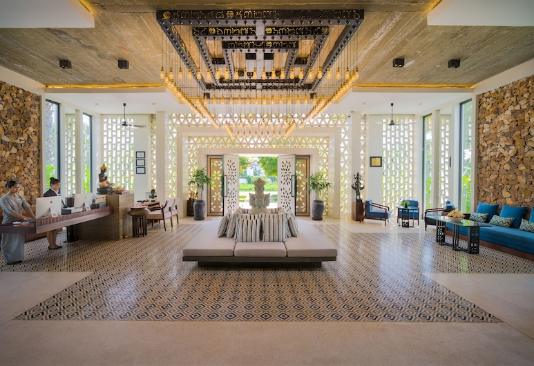 Metta Residence & Spa, Siem Reap, Reception