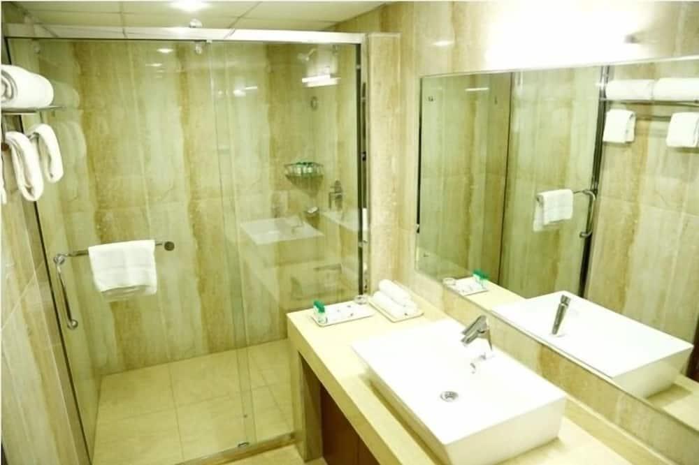 休閒客房, 1 間臥室, 非吸煙房, 城市景 - 浴室