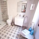 더블룸, 침실 1개 (Blue) - 욕실