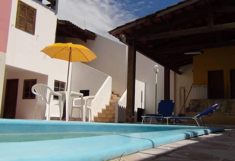 Beira Mar Hostel, Florianopolis, Piscina all'aperto