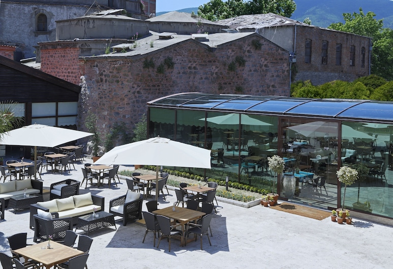 Ipekyolu Butik Hotel, Bursa, Avlu