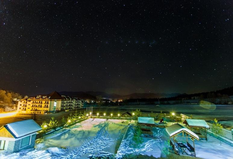 Hotel Crystal, Bakuriani, Aerial View