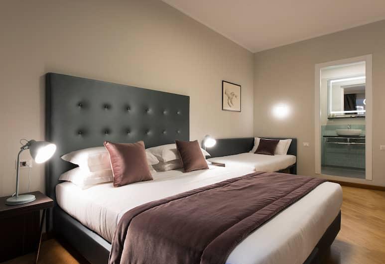 維托里安奧套房酒店, 羅馬, 普通套房, 客房