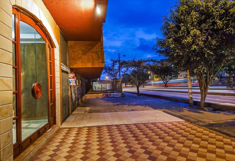 Hotel Ayenda Gran Marquez 1014, Μπογκοτά, Είσοδος ξενοδοχείου