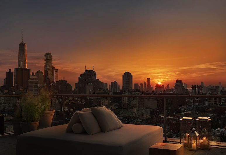 PUBLIC, an Ian Schrager hotel, New York, Vue depuis l'hôtel