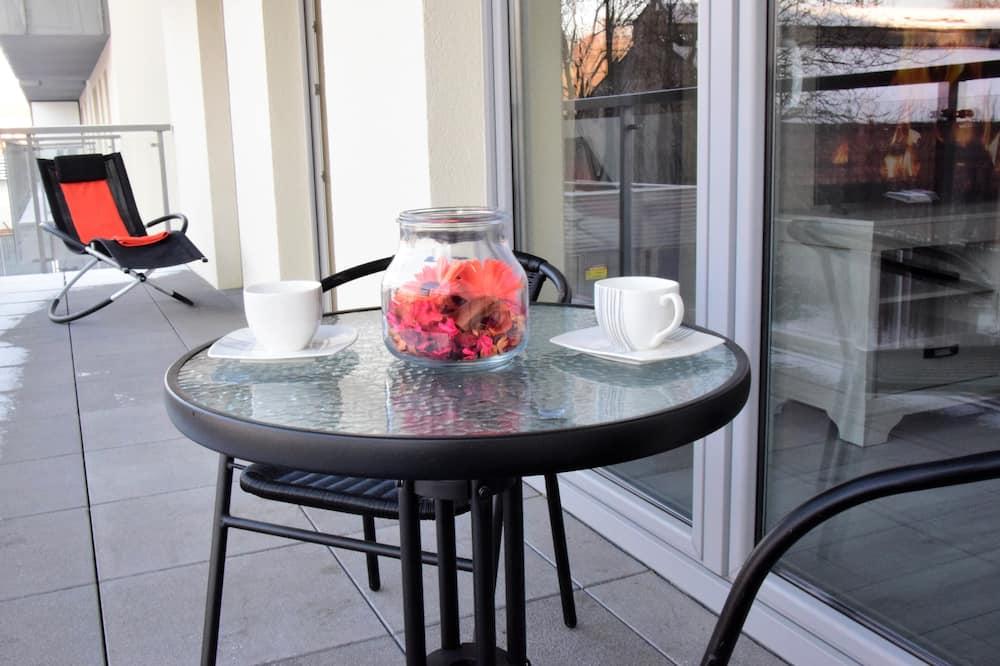 Apartament (Mandarin) - Balkon