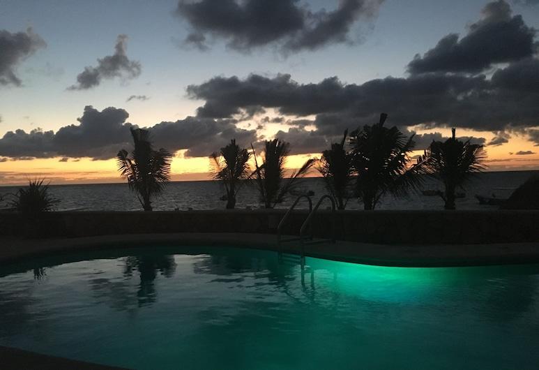 Hacienda Morelos Beach Front Hotel, Puerto Morelos, Pool
