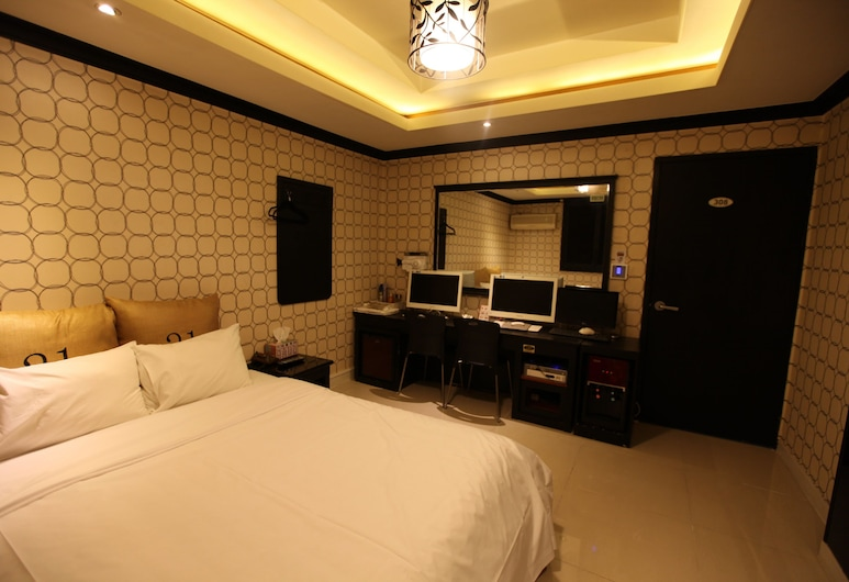 Theme 21 Motel, Iksan, Double Room (PC), Guest Room