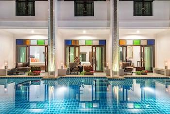 Foto van Ai Pai Hotel in Pai