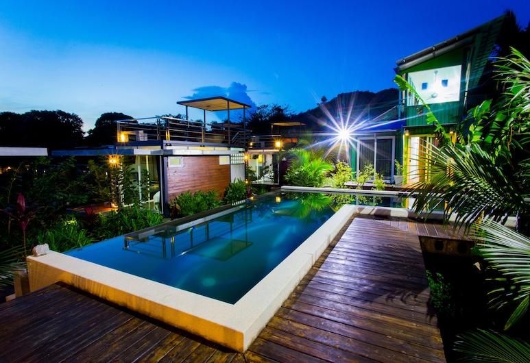 班布恩巴克斯酒店, 蘇梅島, 室外泳池