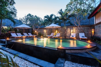 Foto van The Nicho's Bungalows & Villas in Nusa Lembongan