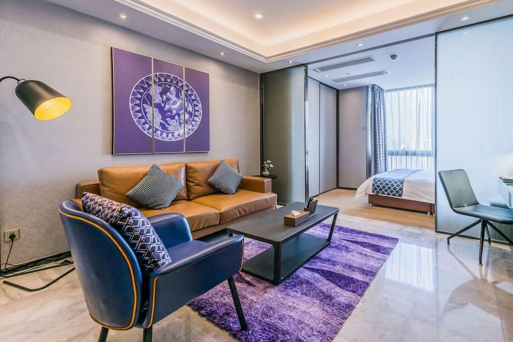 Premium Suite, City View - Living Area