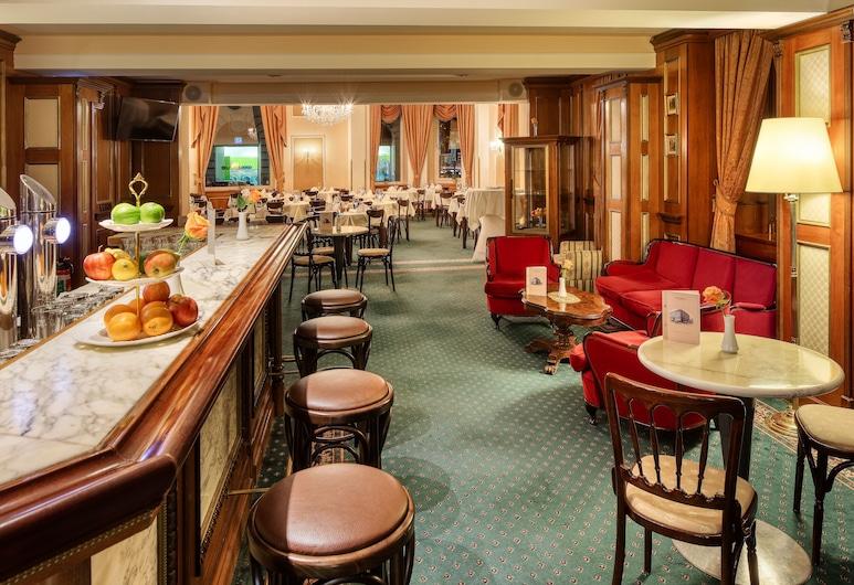 Bellevue Hotel, Viena, Lounge do hotel