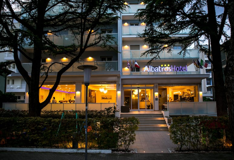 Hotel Albatros, Jesolo, Ingresso hotel