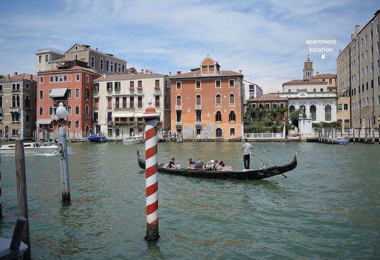 Magdalena, Benátky, Exteriér