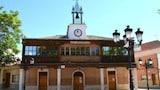Hotell i Numancia de la Sagra