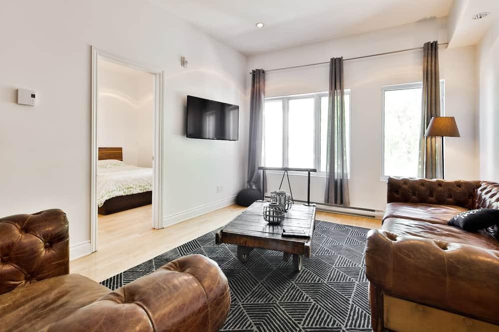 Apartament typu Executive, 2 sypialnie, przystosowanie dla niepełnosprawnych, dla niepalących - Powierzchnia mieszkalna