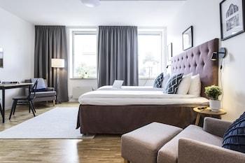 A(z) Biz Apartment Solna hotel fényképe itt: Solna