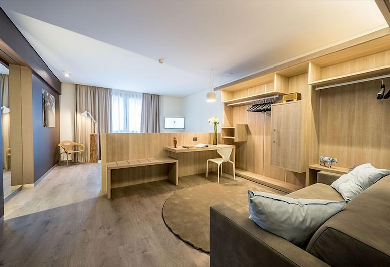 Hotel Fuori le Mura, Altamura, Suite junior, Habitación