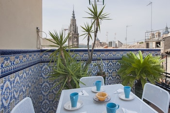 Picture of Ático Terraza Imperial in Toledo