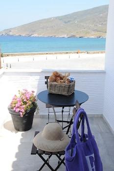 ภาพ Villa Korthi ใน Andros