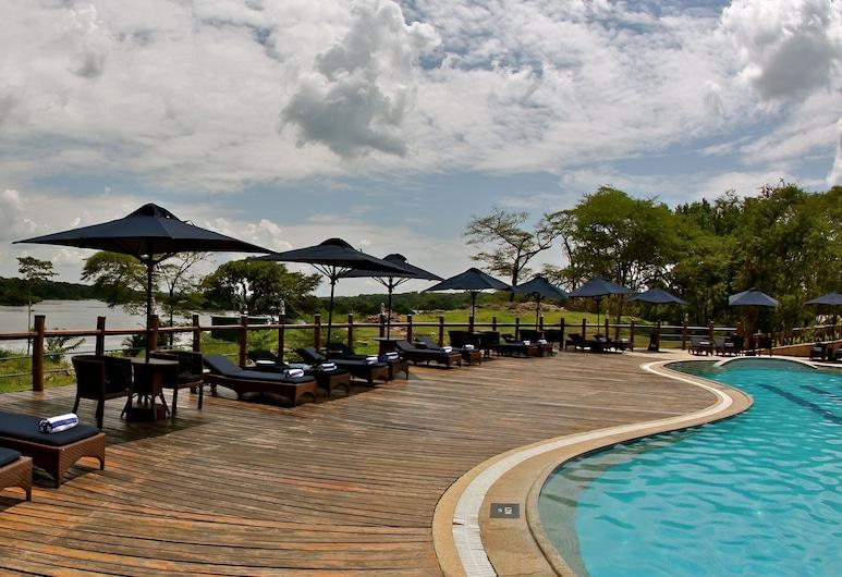 Chobe Safari Lodge, Karuma, Alberca al aire libre