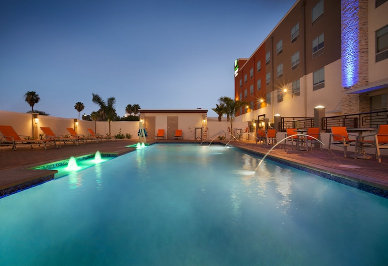 Holiday Inn Express & Suites McAllen - Medical Center Area, an IHG Hotel, McAllen, Bazén