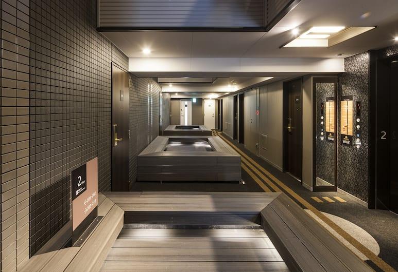 APA Hotel Higashi Shinjuku Kabukicho-Higashi, Tokyo, Hallway